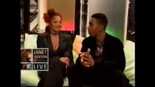 Janet Jackson: Television Interview (October 1997)