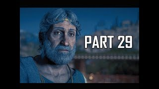 ASSASSIN'S CREED ODYSSEY Walkthrough Part 29 - SOKRATES (Let's Play Commentary)