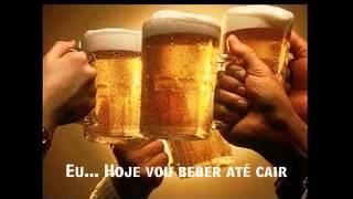 Hoje Vou Beber Até Cair - Paulo Beto