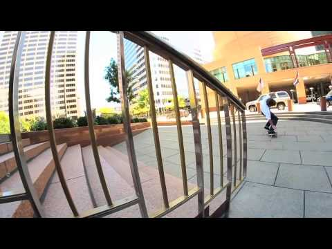 COLORADO Streets - Skateboarding with Royal Stain