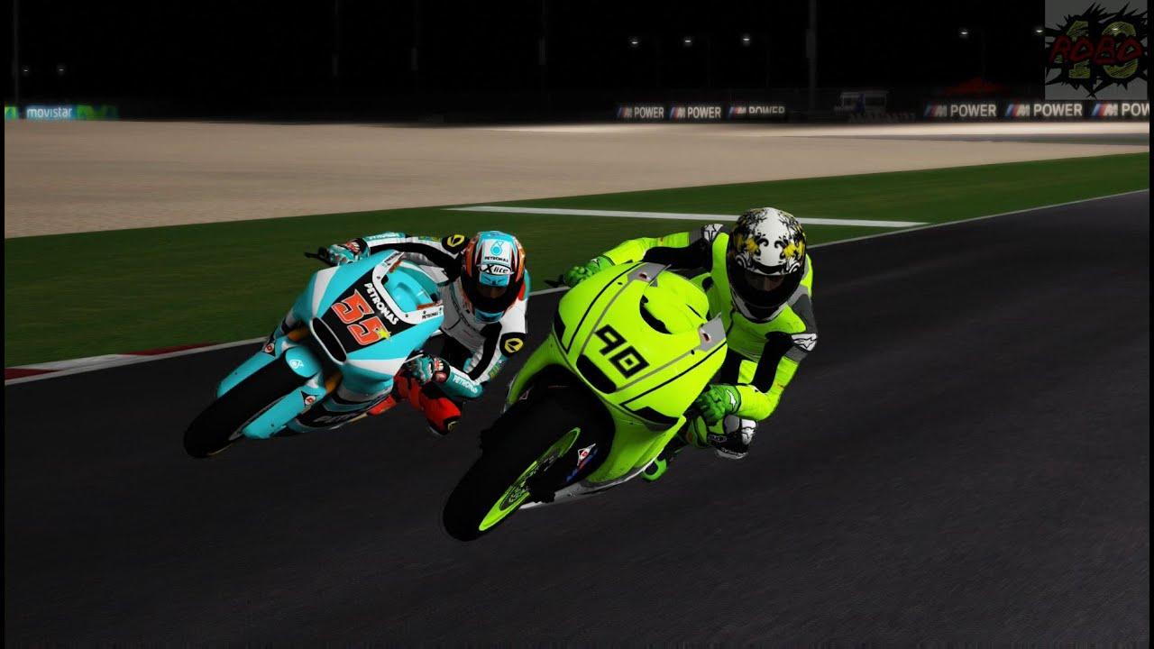 MotoGP 15 Career Part 12: Up To Moto2 - YouTube