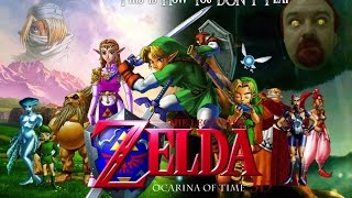 this is how you don t play the legend of zelda ocarina of time 3d josh ryuk edition part 1