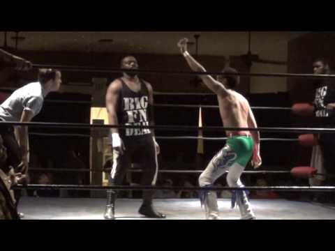 Adam Pearce and De La Vega vs Big F'n Deal