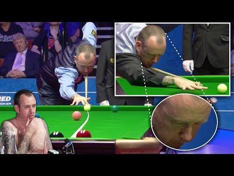 Mark Williams Crazy Moments & Super Shots Compilation  World Snooker Championship 2018