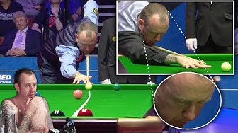 Mark Williams Crazy Snooker Moments & Super Shots Compilation | World Championship 2018