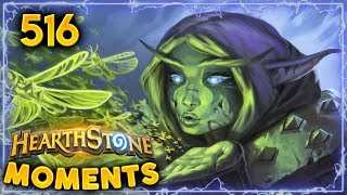 Buff Ultimate Infestation Please!! | Hearthstone Daily Moments Ep. 516