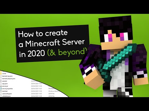 How To Make A Minecraft Server In 2020 (Play 1.15.2 W/ Your Friends)