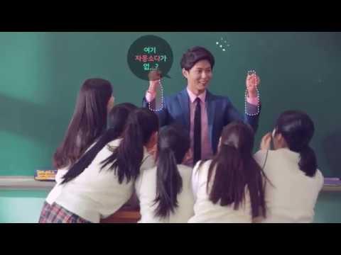 박보검 TVCF 메이킹 필름