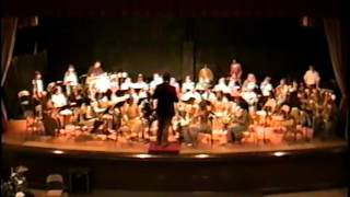 Longfellow JH B-Band - The Wild Old West by Paul Curnow