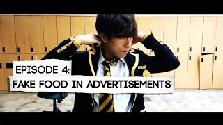 Cuerious Studio Episode 4: Fake food in TV ads