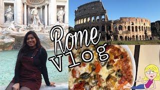 ROME | TRAVEL VLOG