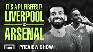 Liverpool vs Arsenal Premier League Preview Show