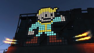 КАК СОЕДЕНИТЬ ПРОВОДАМИ ЛЭП В Fallout 4