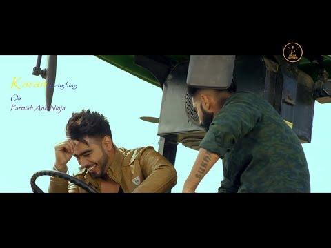 Karan Laughing On Ninja And Parmish Verma 1080p