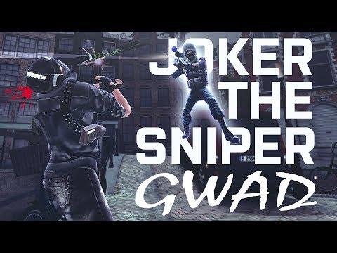 Critical Ops - Joker The Sniper Gawd 😱🔥