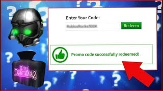 ALL ROBLOX PROMO CODES 2019 (FREE ROBUX) (STILL WORKING)