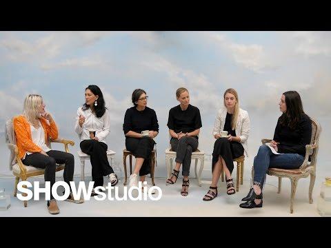 Maison Margiela Haute Couture - Autumn / Winter 2015 Panel Discussion