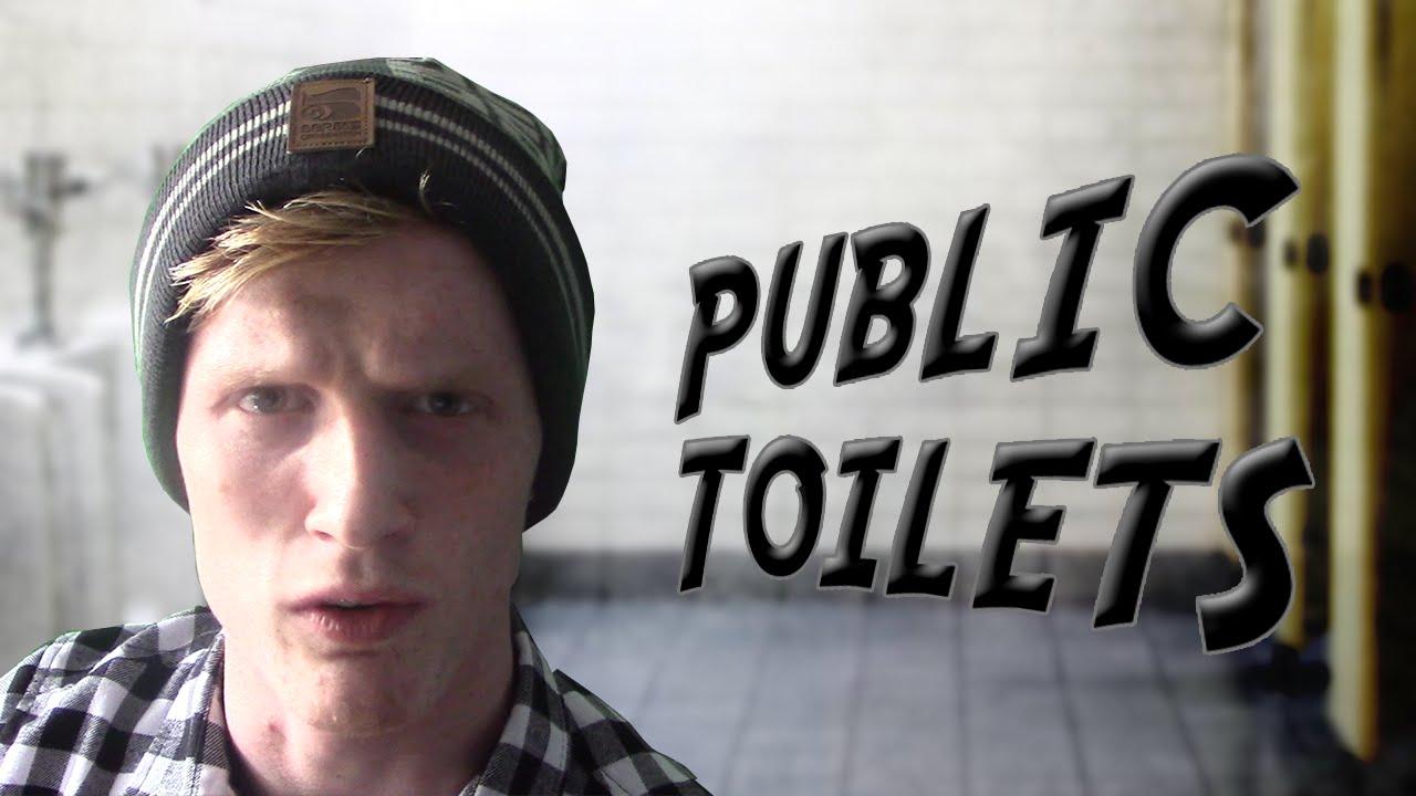 i hate public toilets youtube