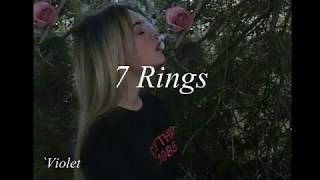 Ariana Grande - 7 Rings (Türkçe Çeviri)