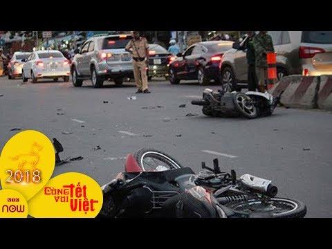 Mùng 4 Tết: Tai nạn giao thông, 24 người chết   VTC1