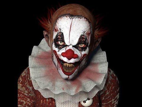 Musique pour film d 39 horreur clowns again youtube for Miroir film horreur