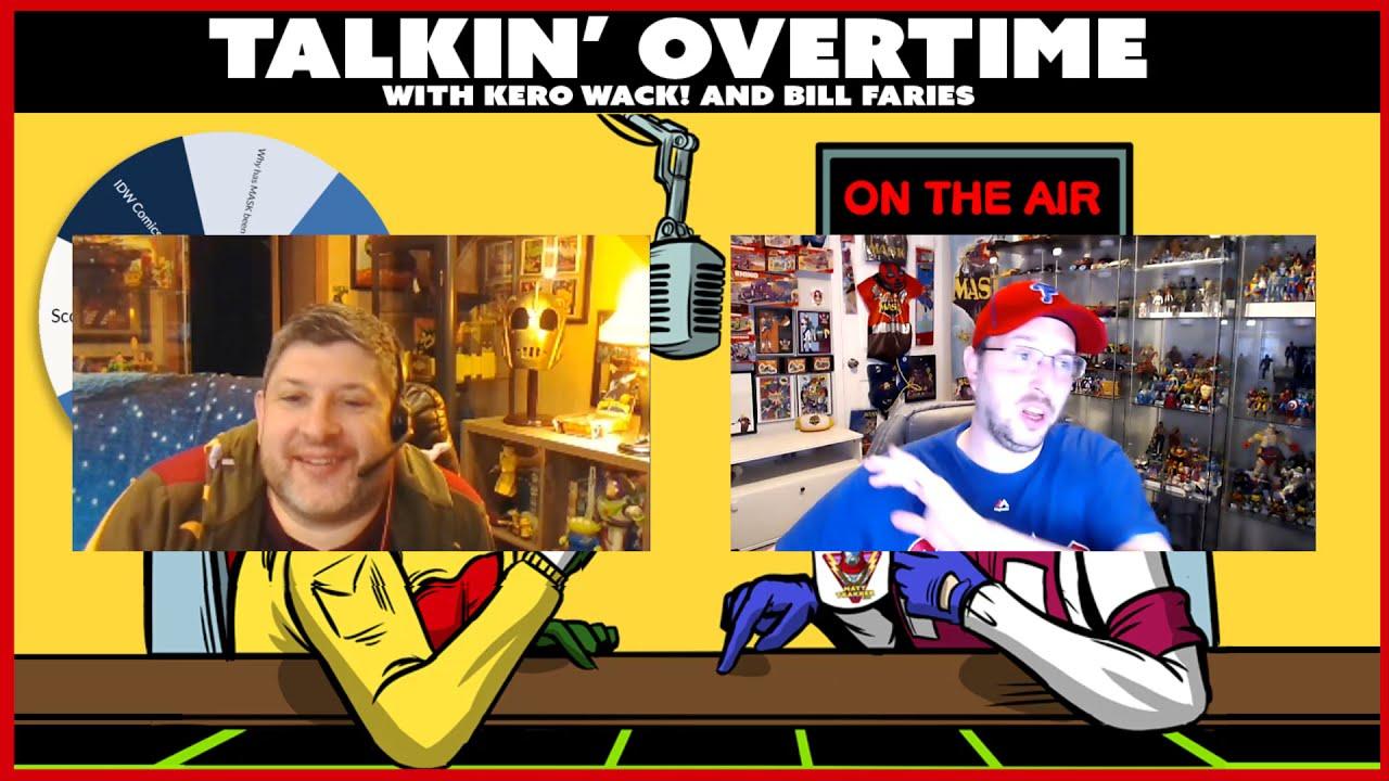 Talkin' Overtime - E14