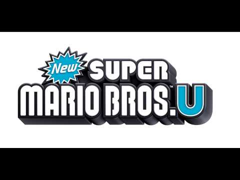 New Super Mario Bros U - Music (with download)