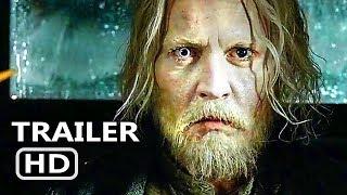 FANTASTIC BEASTS 2 The Crimes of Grindelwald Trailer (2018) Johnny Depp, Harry Potter Movie HD