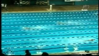 Tves- Juegos Juveniles - Natación Femenino 4X200 mts libre relevo