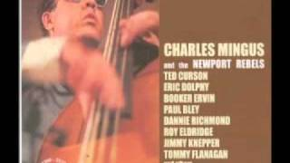 Body and Soul- Mingus