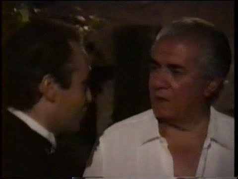 Giuseppe di Stefano - 70th Birthday Concert (Sicilia 1991) Privately Filmed.
