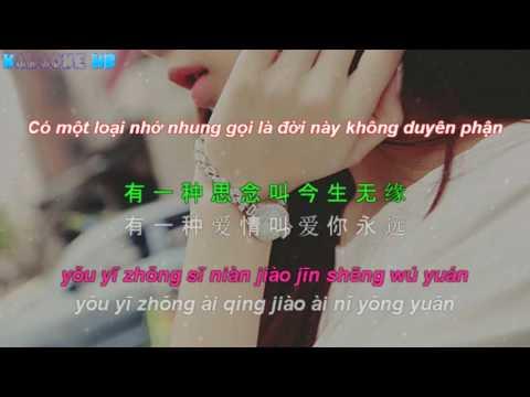 淚滿天-龍梅子 | Lệ Mãn Thiên - Long Mai Tử 【Kara pinyin + 歌詞】