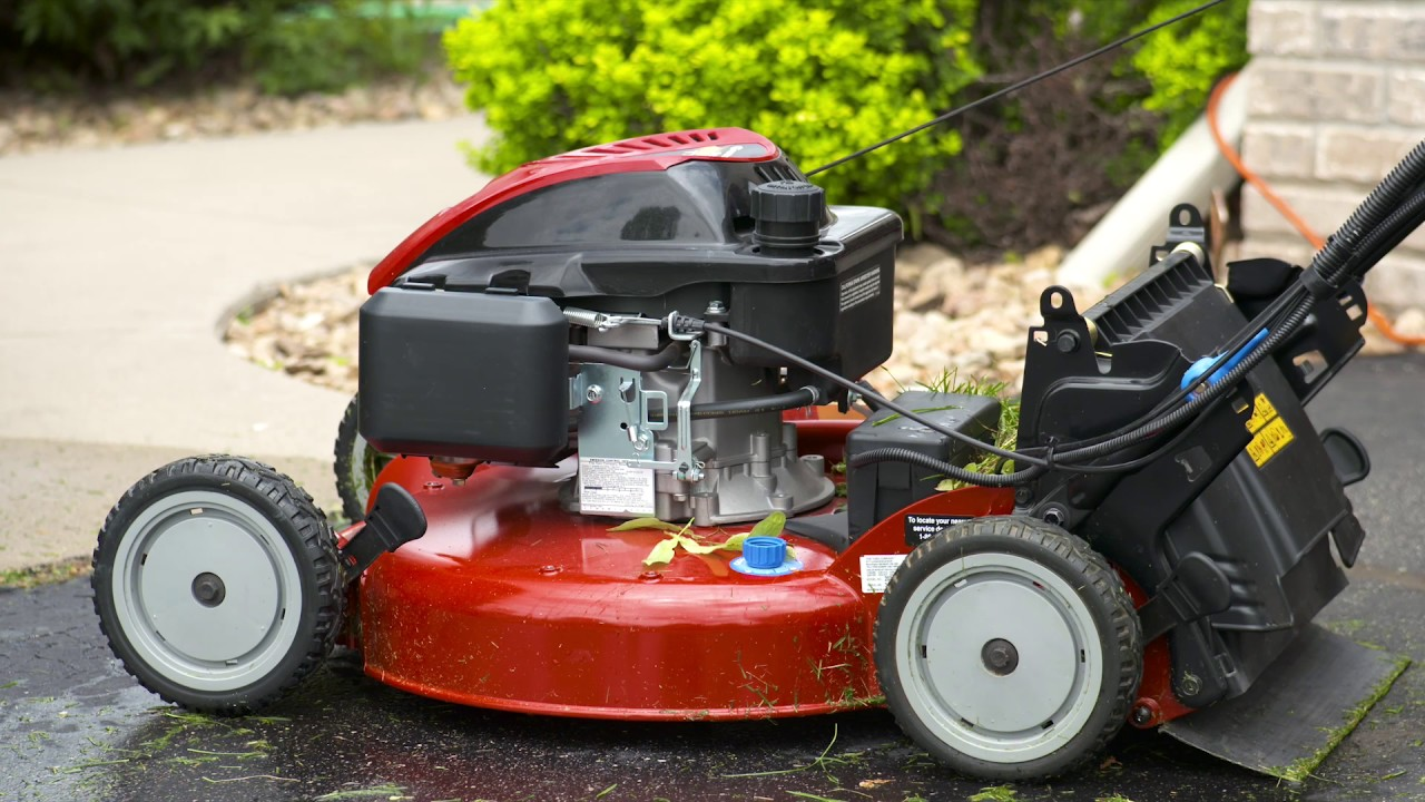 How To Clean A Lawn Mower The Right Way Youtube