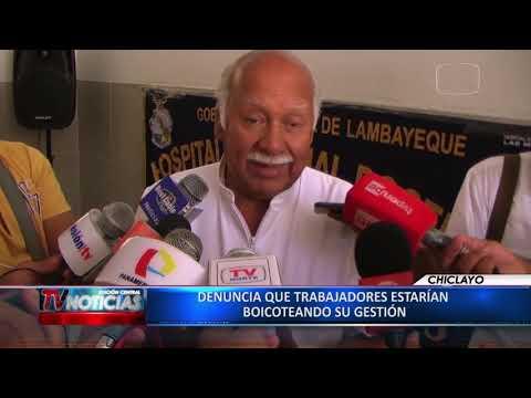 Chiclayo: Estarían boicoteando gestión en el Hospital Las Mercedes