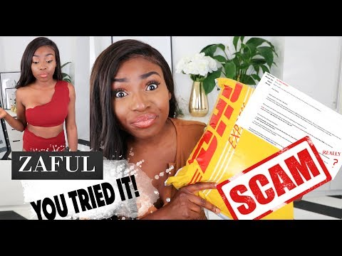 I SPENT $365 ON ZAFUL -IS IT ACTUALLY A SCAM? MY FULL HONEST