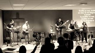 Wake - Eveille en moi (Hillsong Y&F) by Kontact live 23-10-2016