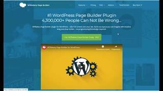 wP Bakery page builder для WordPress - Урок для начинающих 2019