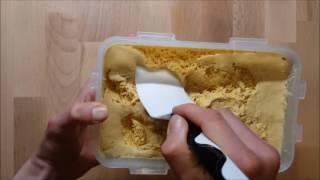 Как выглядит опара на безглютеновый хлеб