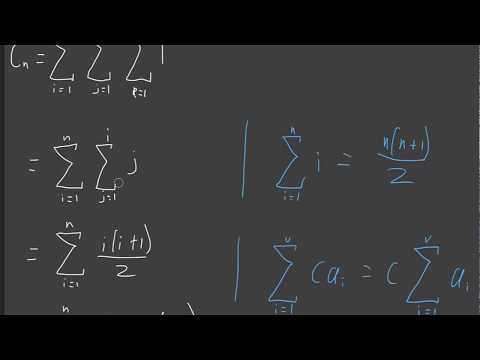 Solving iterative algorithm with 3 nested loops