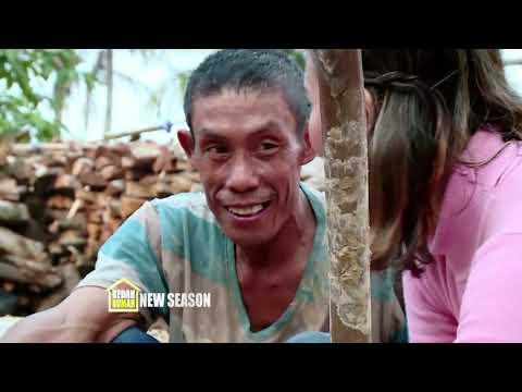 Di Paksain Cukup Upah Pak Nimin 50.000 Rupiah/hari!  | BEDAH RUMAH EP 167 (1/4)