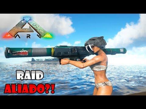 RAIDANDO OS ALIADOS?!?! --- ARK SURVIVAL EVOLVED: ANNUNAKI #05  ◄BaconsExtreme► thumbnail