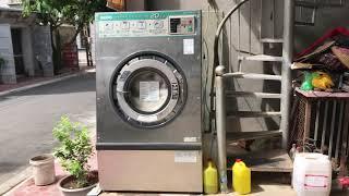 Máy Giặt Công Nghiệp Sanyo 20kg giá bán 68 triệu - liên hệ 098.198.4444