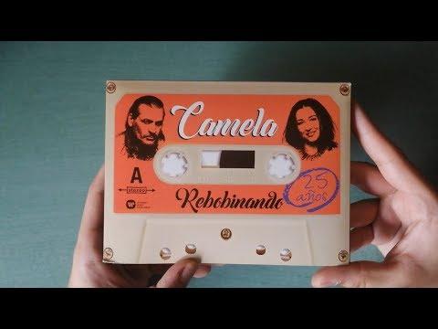 CAMELA - REBOBINANDO (3 CD + DVD)  (CD UNBOXING) HD