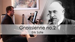 Satie - Gnoissienne No.2 - by Deniz Inan