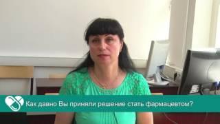 """Интервью студентки колледжа """"Новые знания"""": я - фармацевт"""