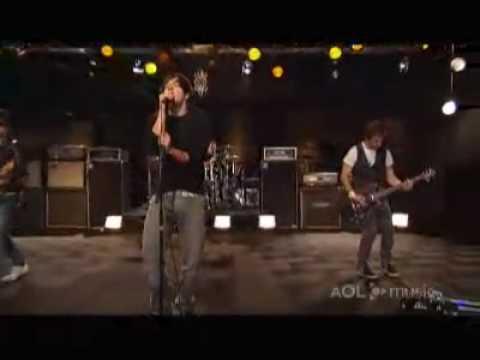 Simple Plan - Addicted (AOL Clip)