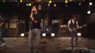 Simple Plan - Addicted (AOL Clip)