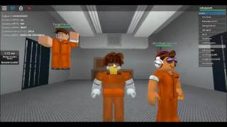 roblox escape prison part one