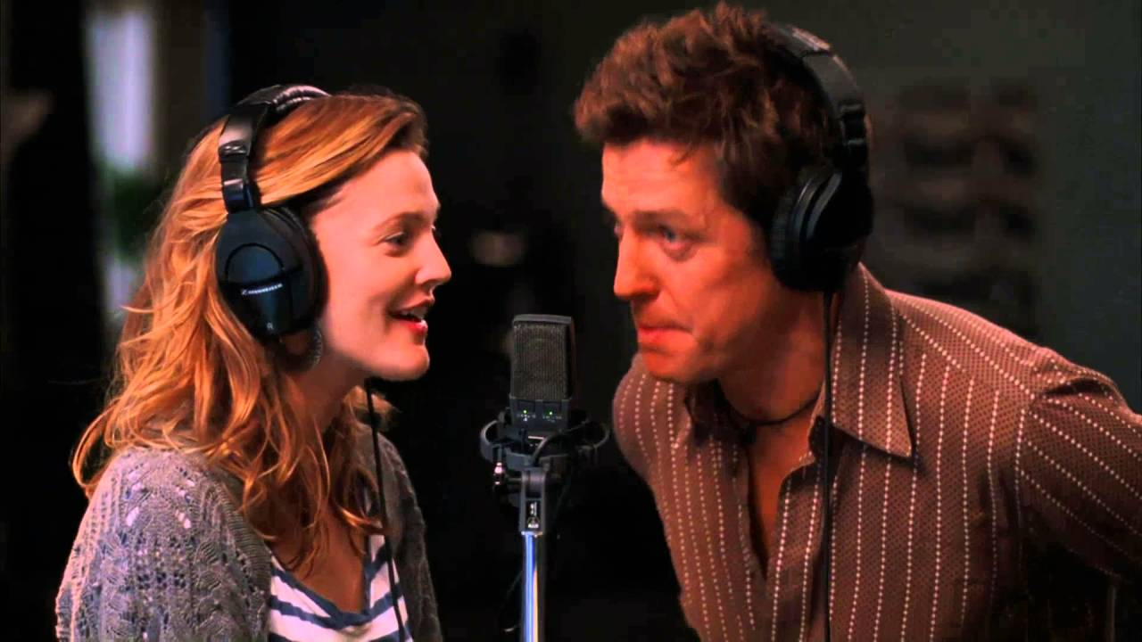 Hugh Grant Drew Barrymore Way Back Into Love Lyrics 1080phd Youtube