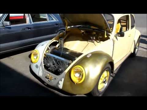 Mazda Rotary Engine VW Bug